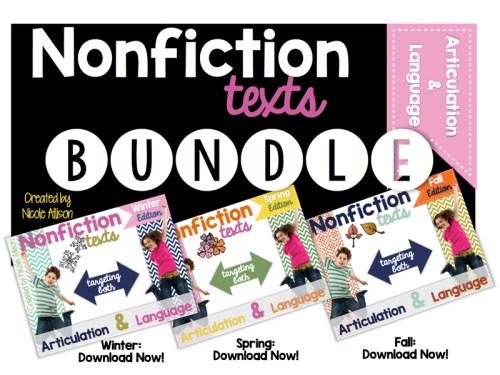 Nonfiction AL Bundle