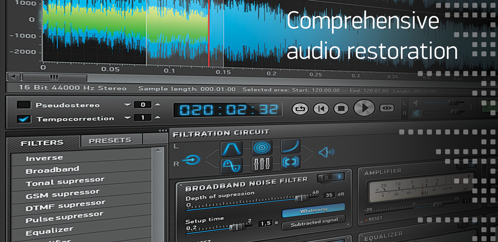 Msi Wallpaper Full Hd Sound Cleaner Ii Comprehensive Audio Restoration Software