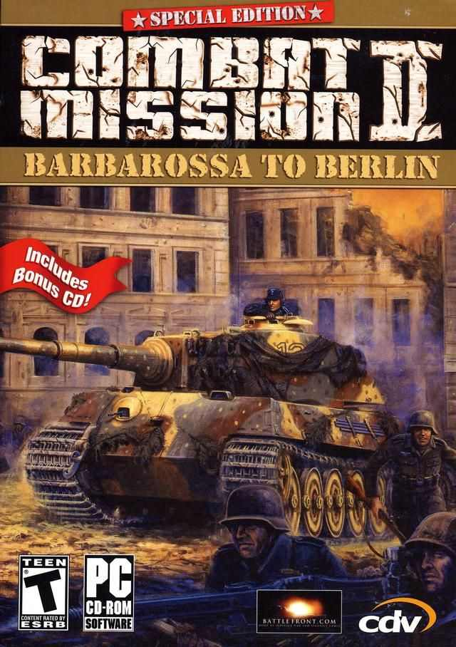 Ice Bar Berlin Combat Mission 2 Barbarossa To Berlin Download Free Full
