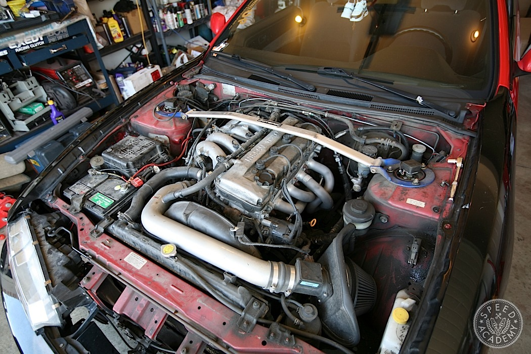 Nissan SR20DET Swap Guide Part 2 Speed Academy