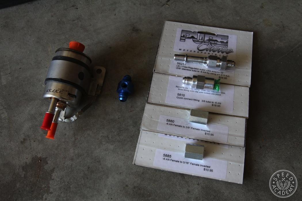 Nissan 240SX LS V8 Engine Swap Guide Part 2 Let\u0027s Get started