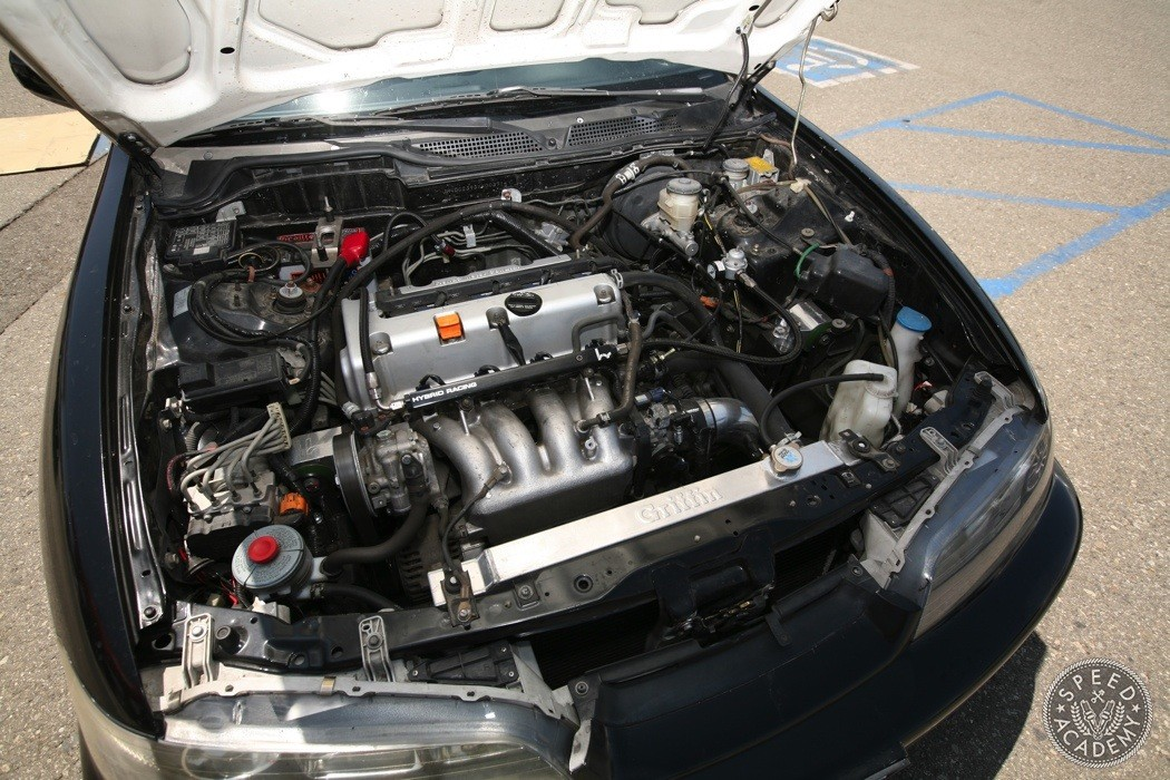 Honda K-Series ( K20, K24 ) Swap Guide Part 1 Speed Academy