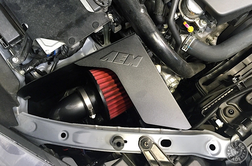 Dyno Tested 2015 Subaru Forester XT AEM Intake, Grimmspeed EBC