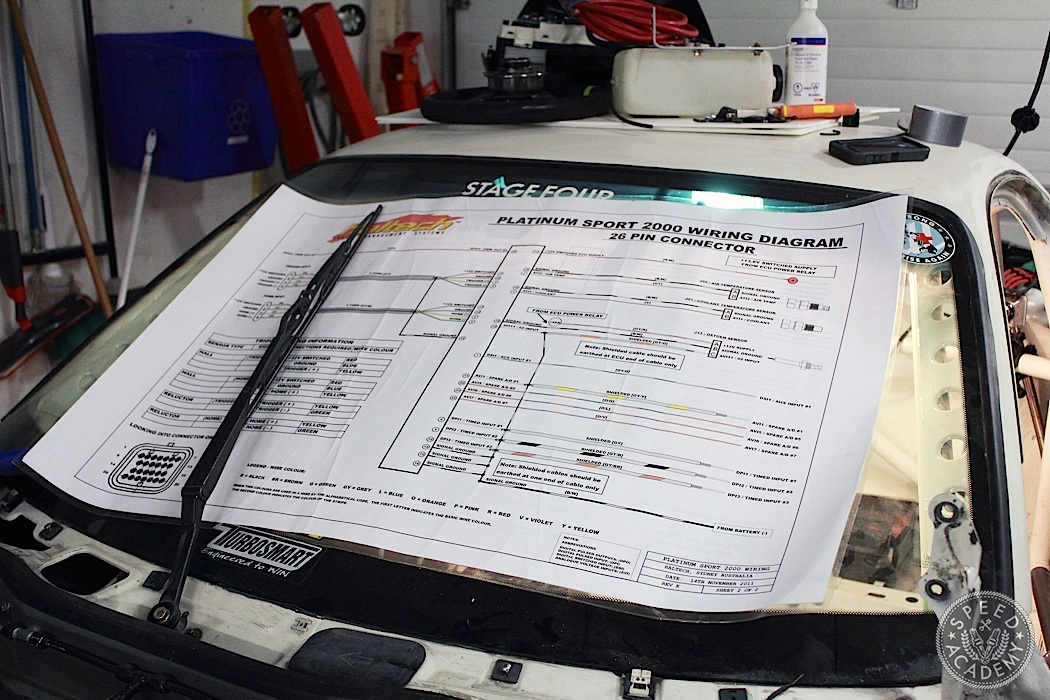 Wiring and Engine Control Done Right With Racepak and Haltech