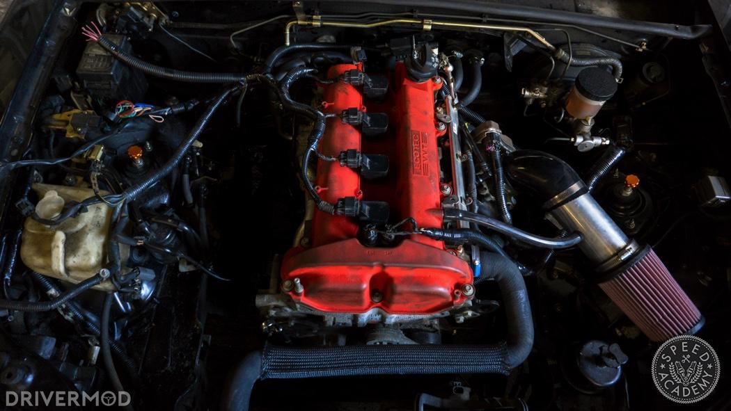 Mazda Miata 24L Ecotec Swap Part 5 Wiring Harness and Electric