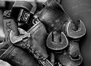 Tools of the Ironworker's Trade