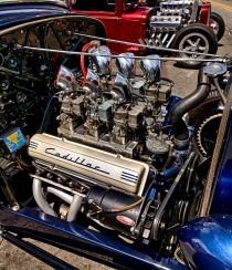 Caddy and Hemi Engines