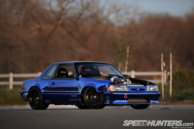 Rollin39 In My 50 The Fox Redefined Speedhunters