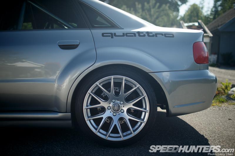 Art Of Deception The Hansen Motorsport Audi S4 - Speedhunters