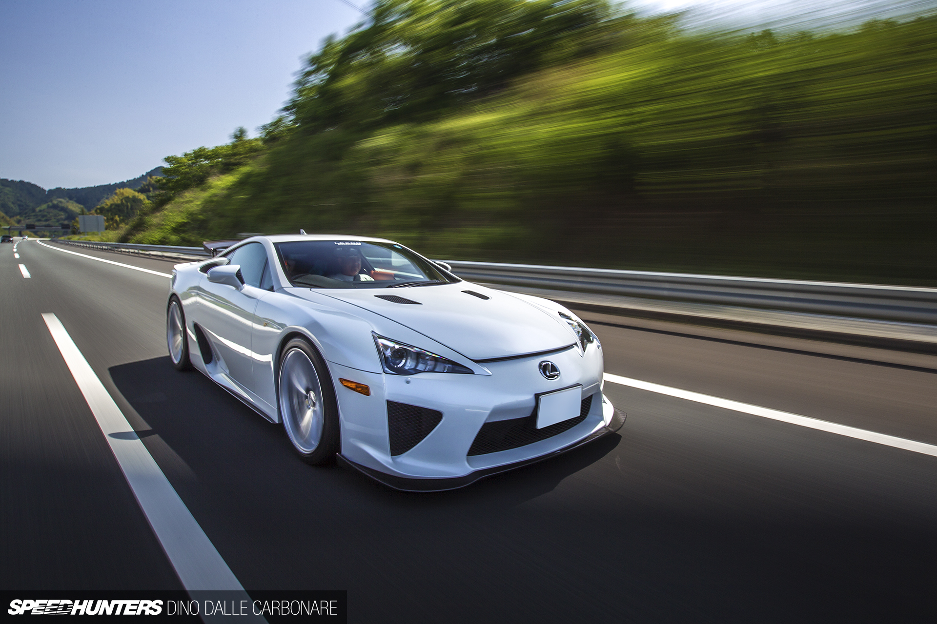 Super Car Event Wallpaper The Lexus Screamer Speedhunters
