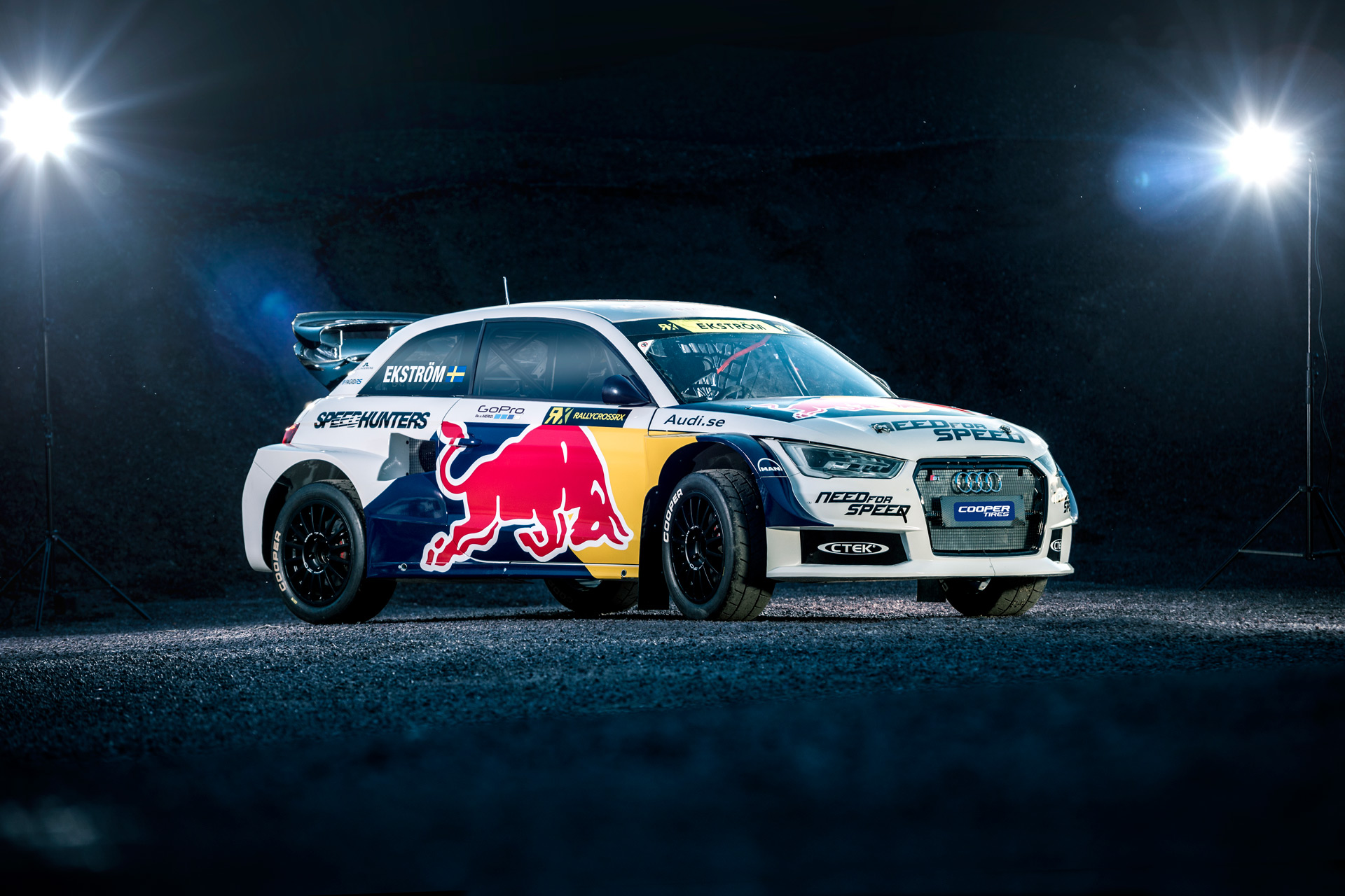 Super Car Event Wallpaper Audi S1 Eks Rx About To Raise Hell Speedhunters