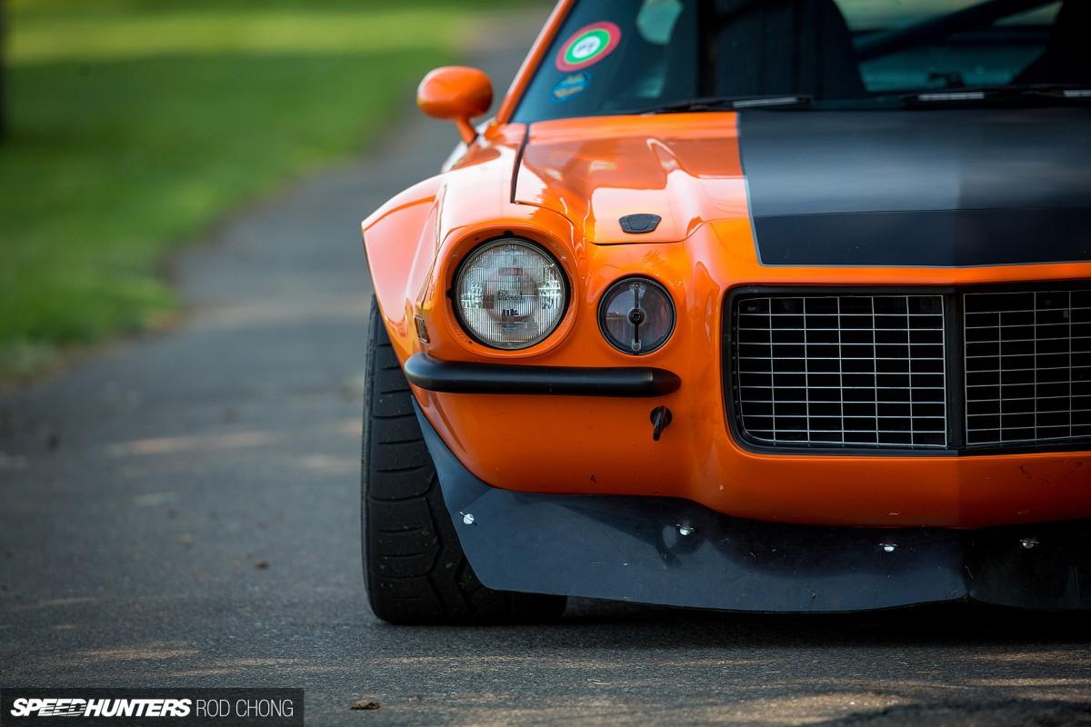 Bmw Car Hd Wallpaper The Raging Heavyweight A Pro Touring Camaro Speedhunters