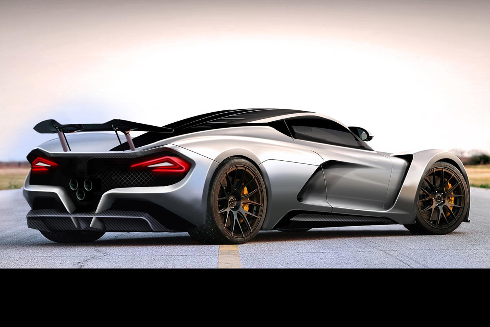 Sleeper Car Wallpaper 290mph Or Bust Hennessey S 1400hp Venom F5 Speedhunters