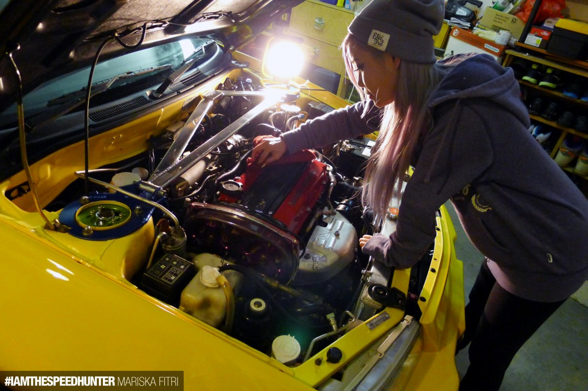 Girls And Trucks Wallpaper Banishing The Female Car Enthusiast Speedhunters