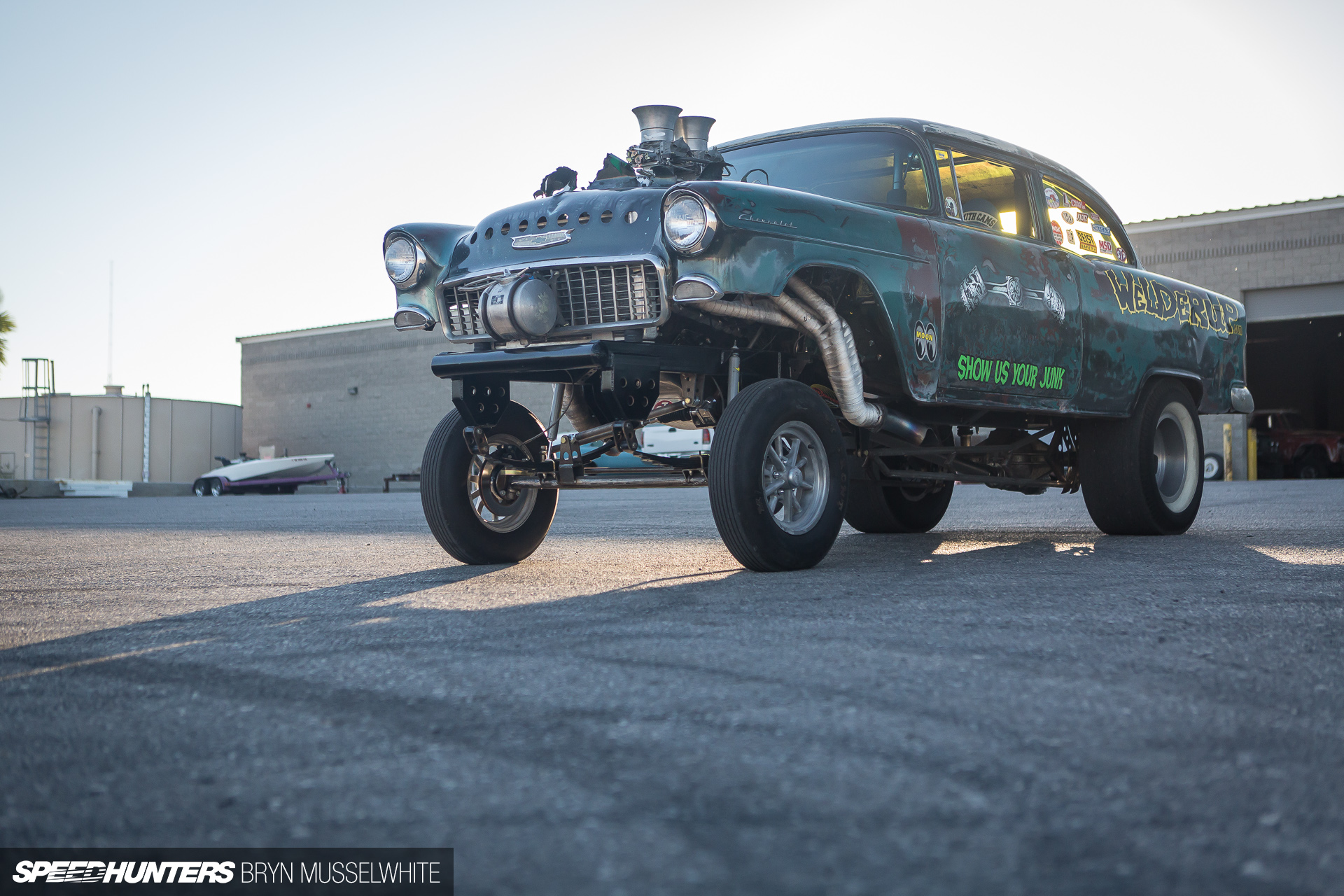 Old Classic El Camino Muscle Cars Wallpaper Just Don T Call It A Rat Rod Speedhunters