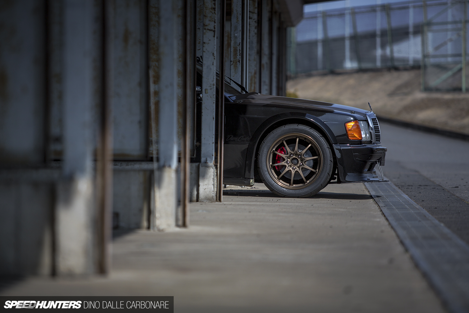 Sleeper Car Wallpaper Dtm Aspirations The Clever 190e 2 3 16 Speedhunters