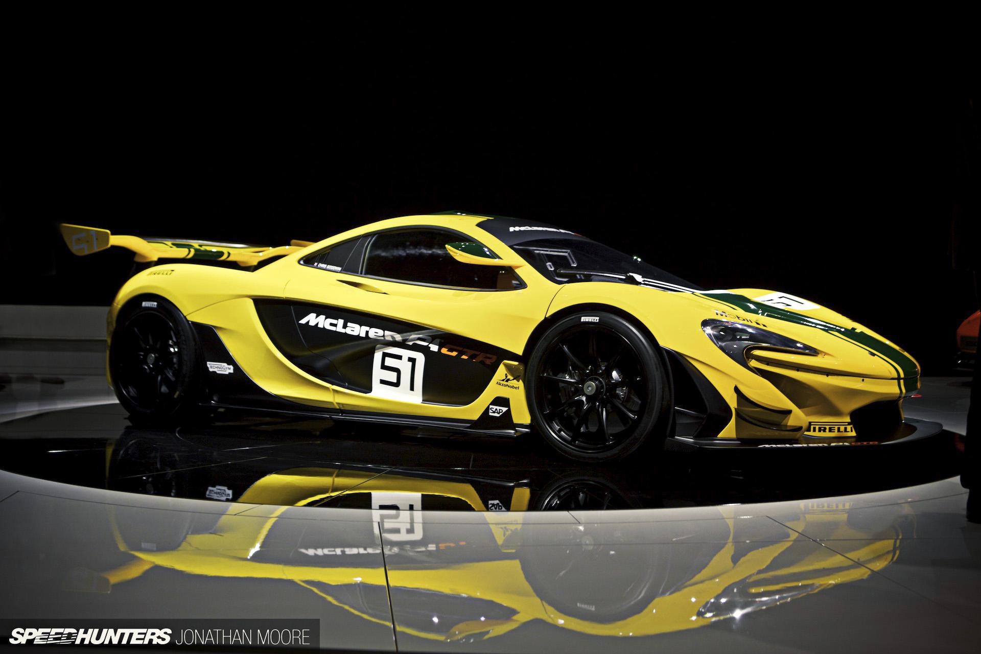 Modified Sports Car Wallpaper Harder Faster Lower The Mclaren P1 Gtr Speedhunters