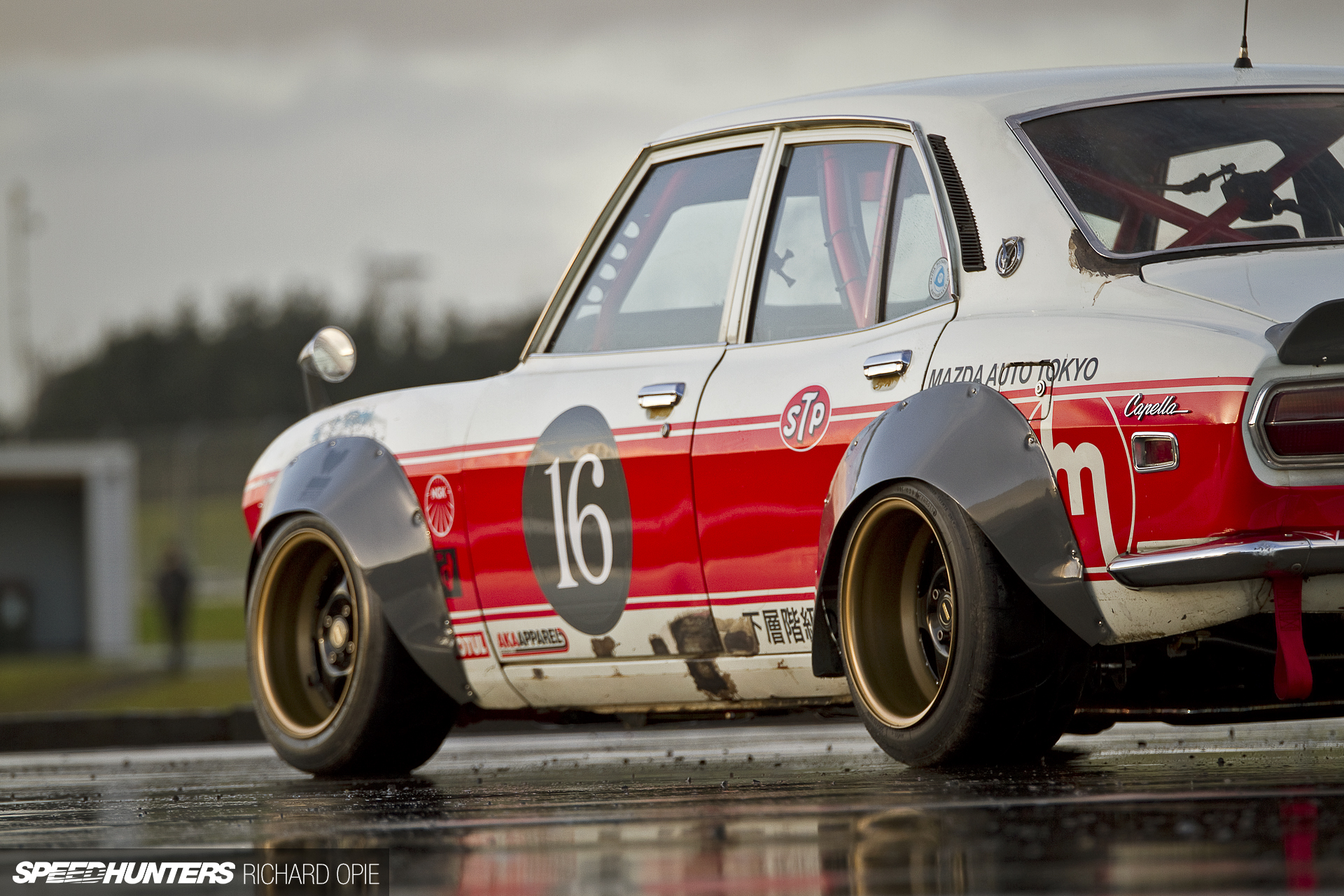 Mazda Race Car Wallpaper The 616 Step Success Plan Speedhunters