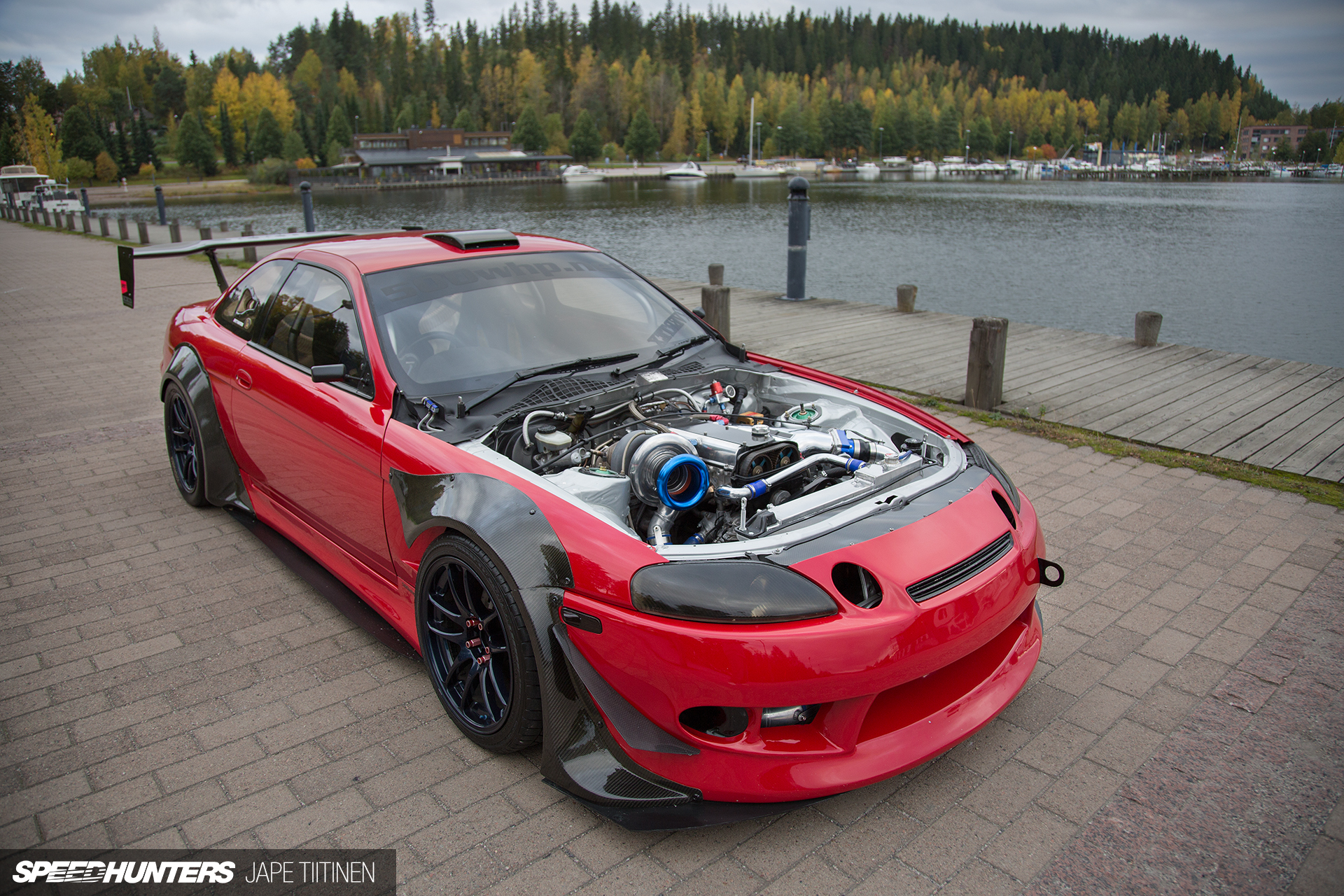 Sleeper Car Wallpaper Soaring From The Ashes With 900hp Speedhunters