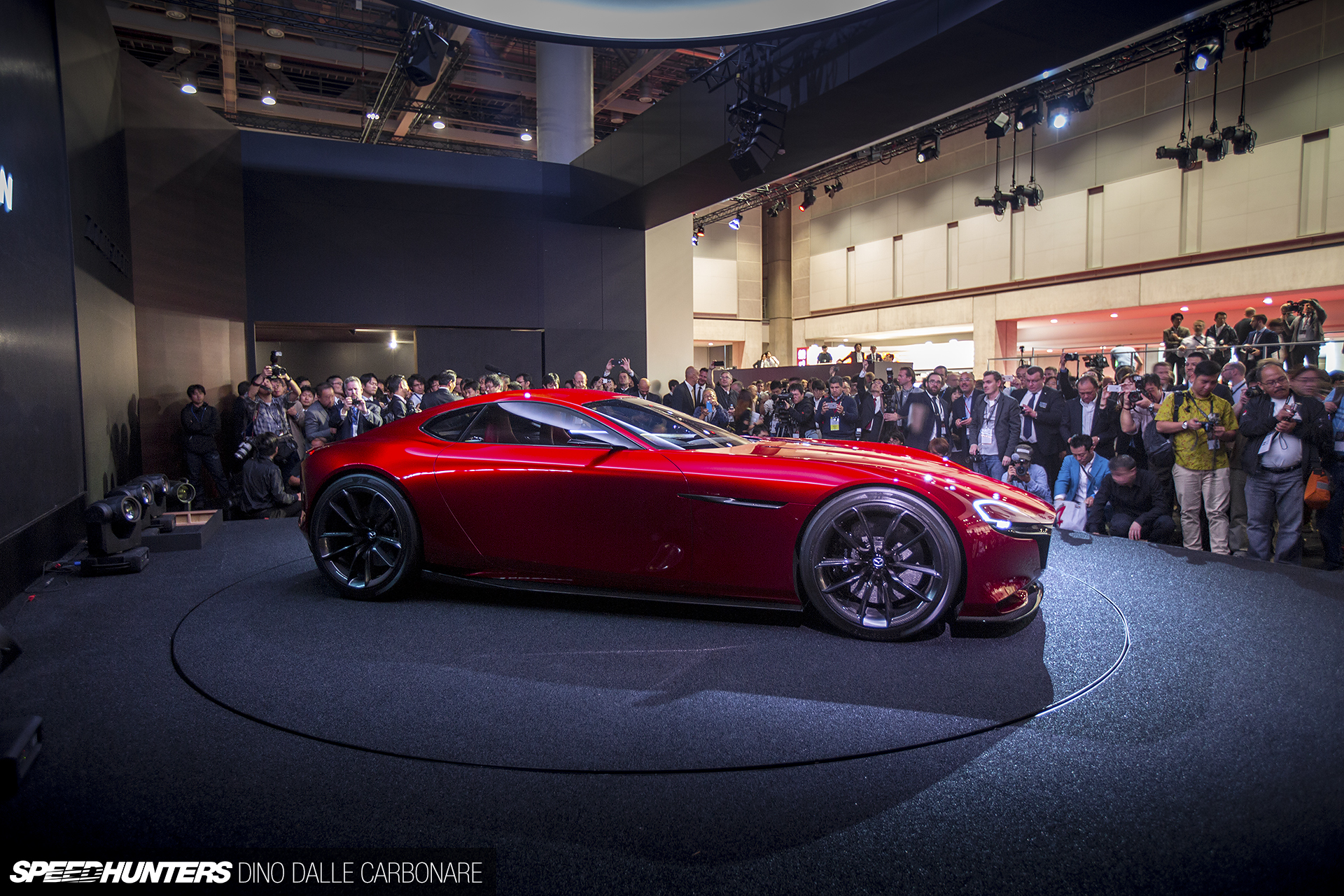 Vip Cars Hd Wallpaper Mazda S Rotary Dream The Rx Vision Concept Revealed