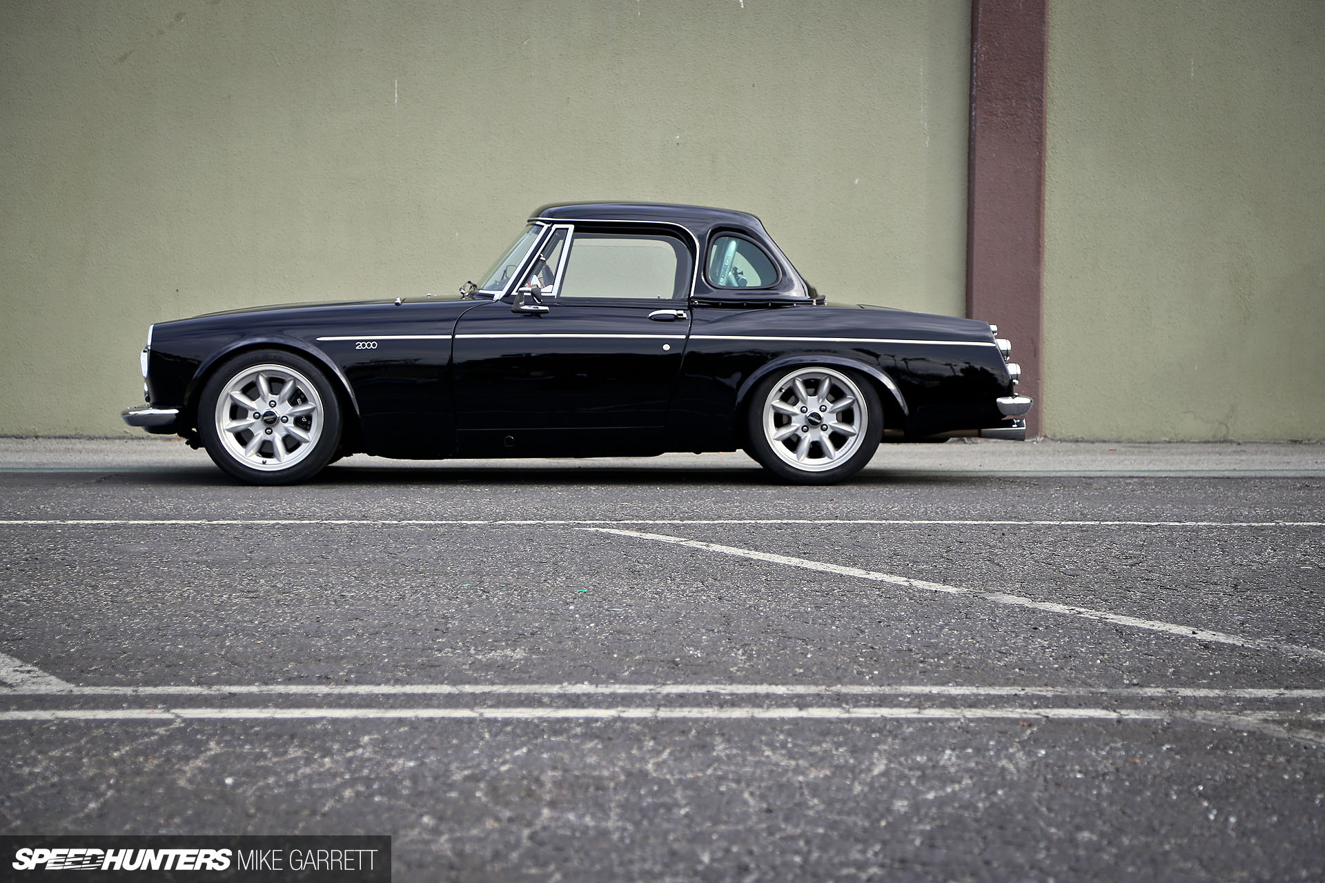 Sleeper Car Wallpaper A Love Letter To The Datsun Roadster Speedhunters