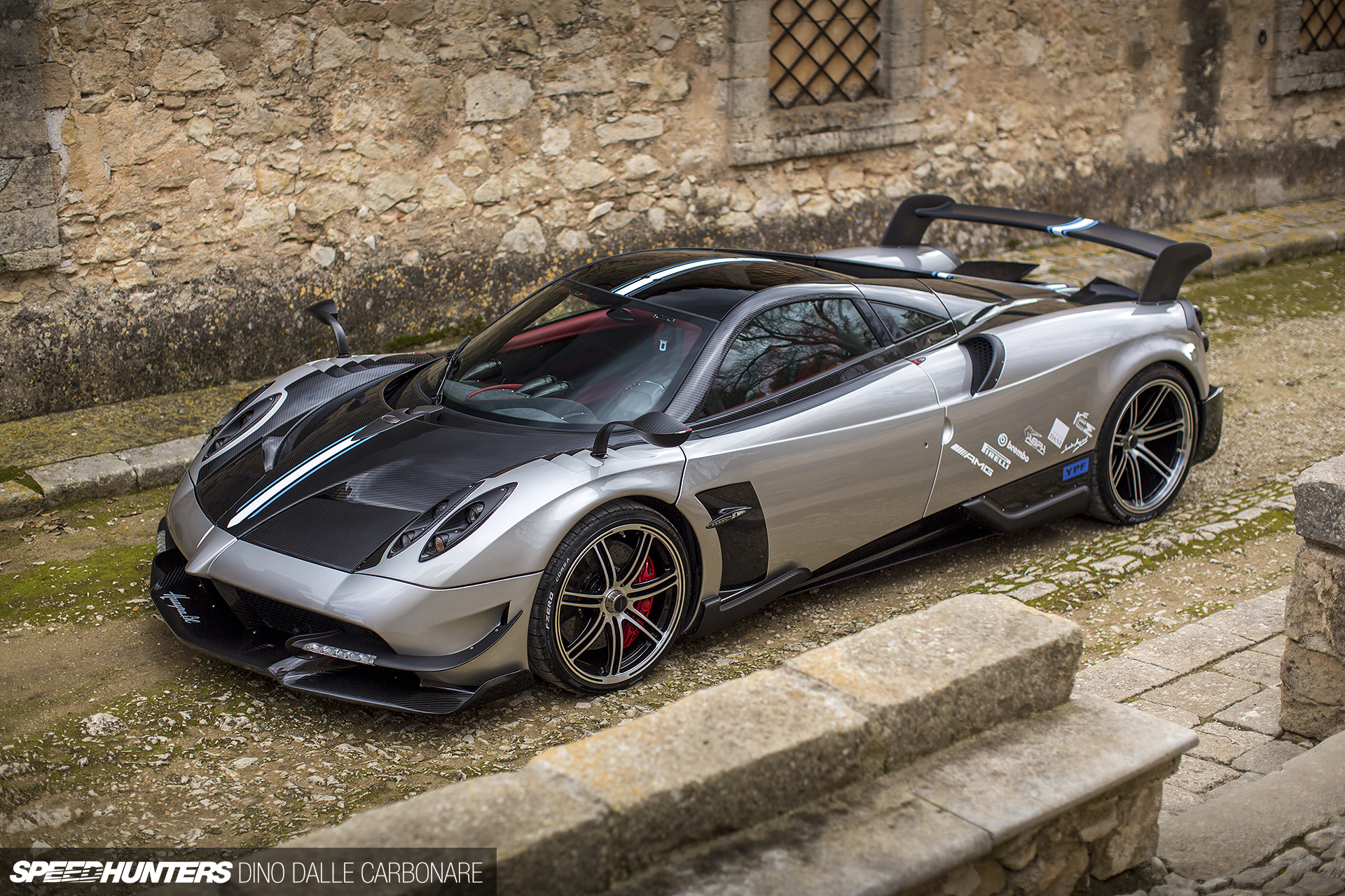 Super Cars 3d Wallpapers Getting Loose In The Pagani Huayra Bc Speedhunters