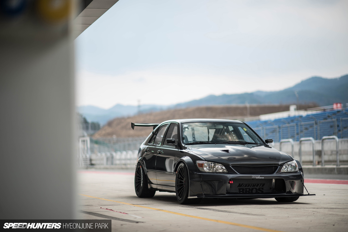 Hd Jdm Car Wallpapers Jdm In Korea The Motorklasse Lexus Is200 Speedhunters
