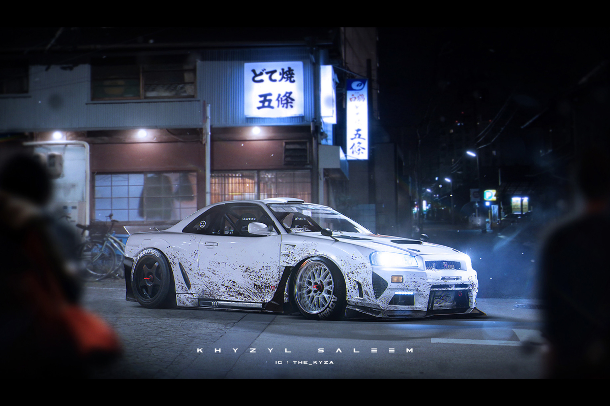 Custom Old Cars Wallpaper When Automotive Imagination Runs Wild Speedhunters