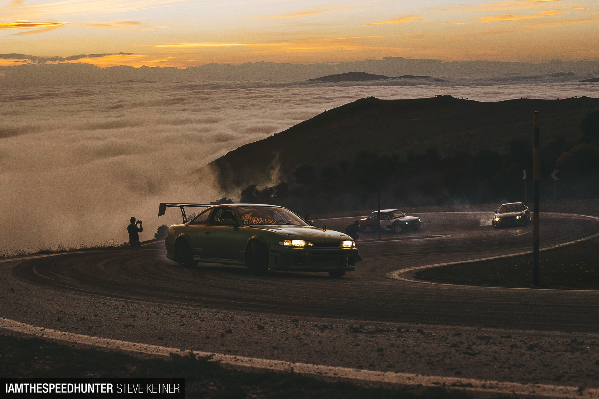 Classic Muscle Cars Hd Wallpapers Drifting On The Mountain Of Gods Speedhunters