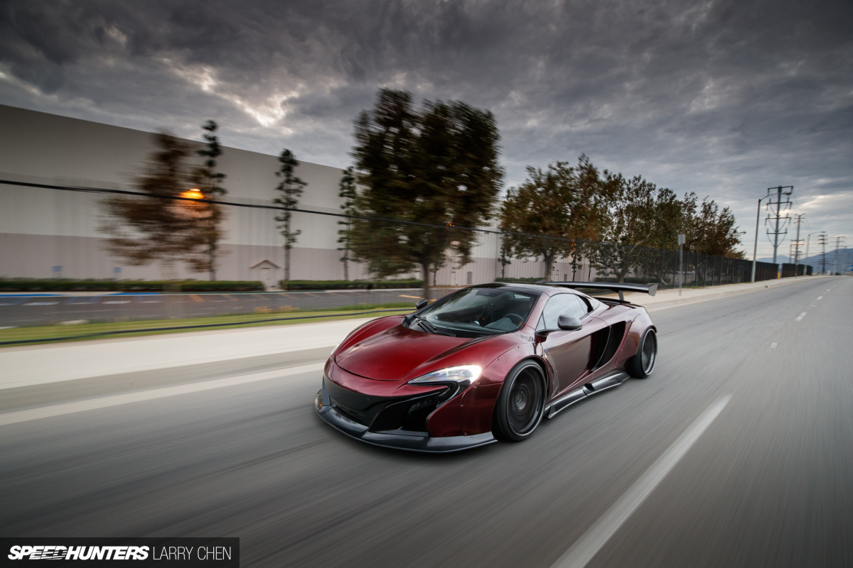 Windows 10 Turbo Cars Wallpaper Talking Function With A Liberty Walk Mclaren Speedhunters