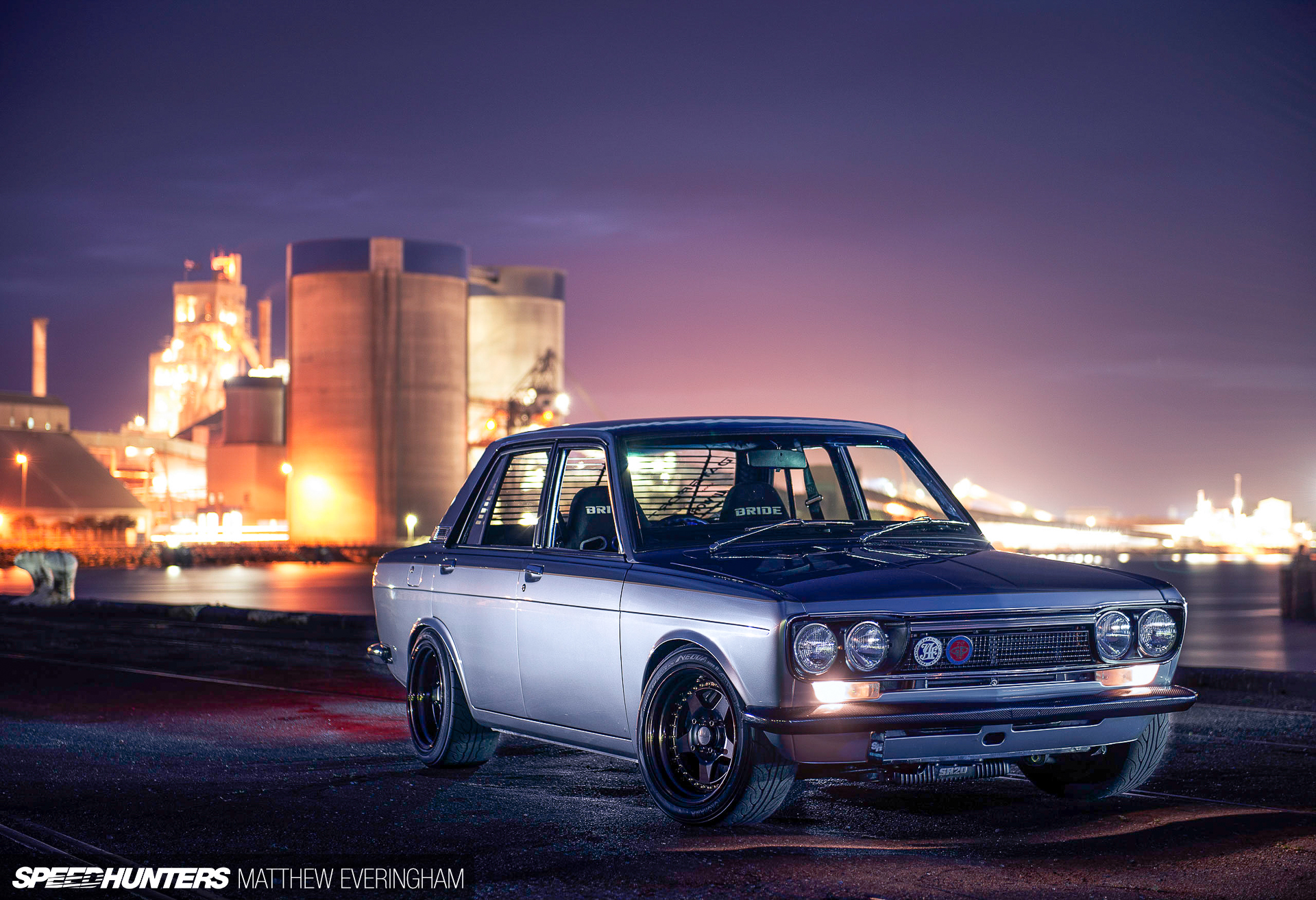 Sleeper Car Wallpaper A Datsun 510 With A Difference Speedhunters