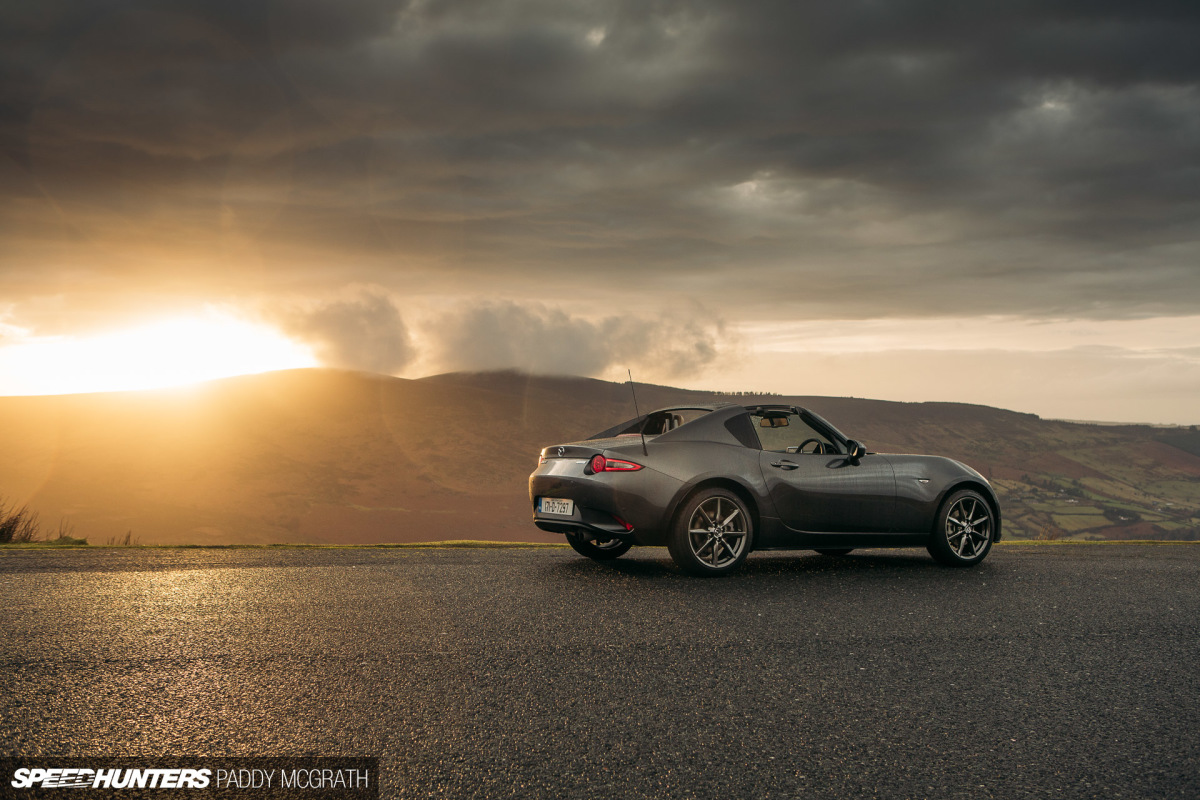 Car Wallpaper When Slow Is Fast The Mazda Mx 5 Rf Speedhunters