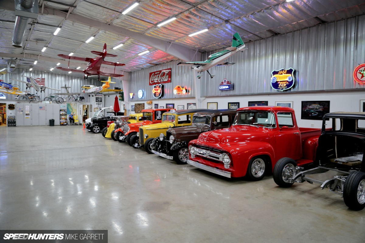 Garage Automobile Tours A Central California Dream Garage Tour Speedhunters