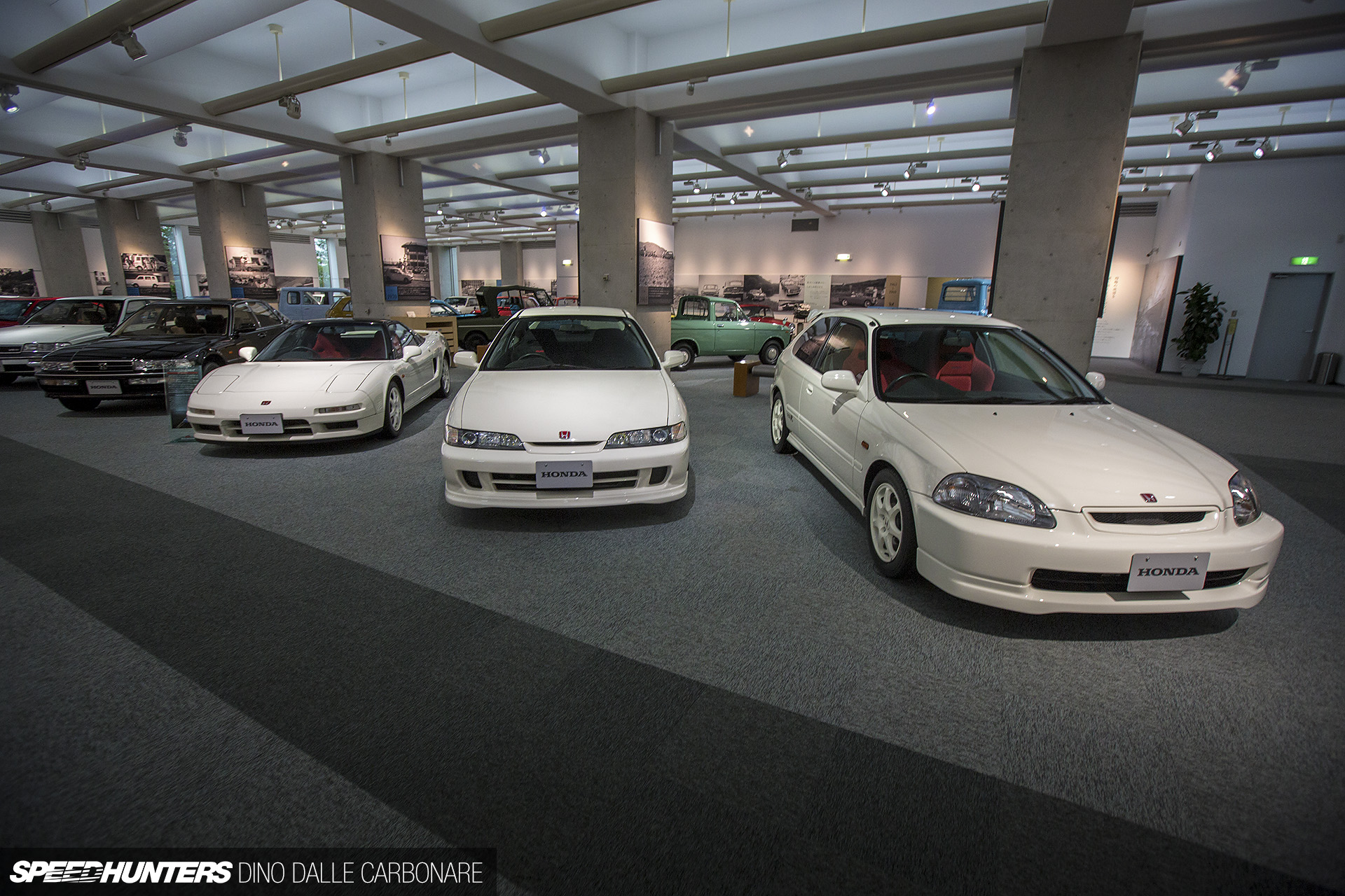 Muscle Car Pictures Wallpaper Honda Collection Hall S Type R Trio Speedhunters