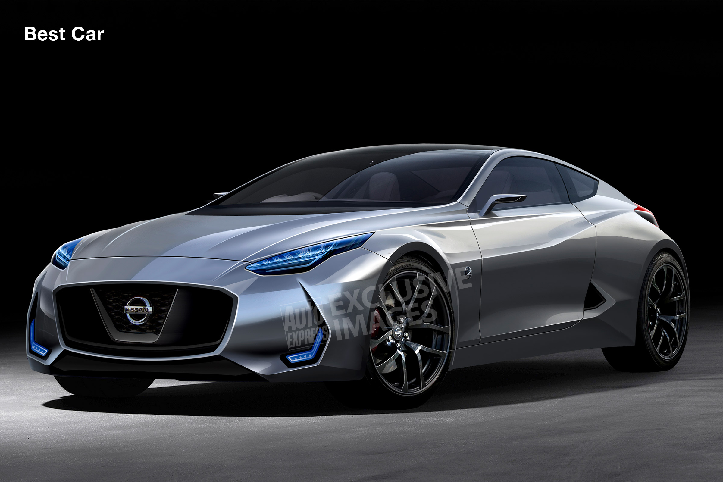 Dodge Muscle Car Wallpapers New Nissan Z Car Concept To Appear In 2017 Tokyo Motor Show