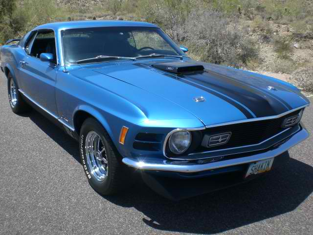 eBay Find of The Day \u002770 Factory Shaker Mach 1 Mustang - Street Muscle