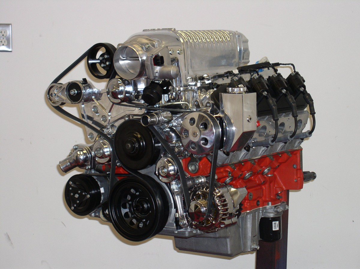 Crate Motors Boosted Lsx Crate Engines Golen S Turn Key Solution For Epic