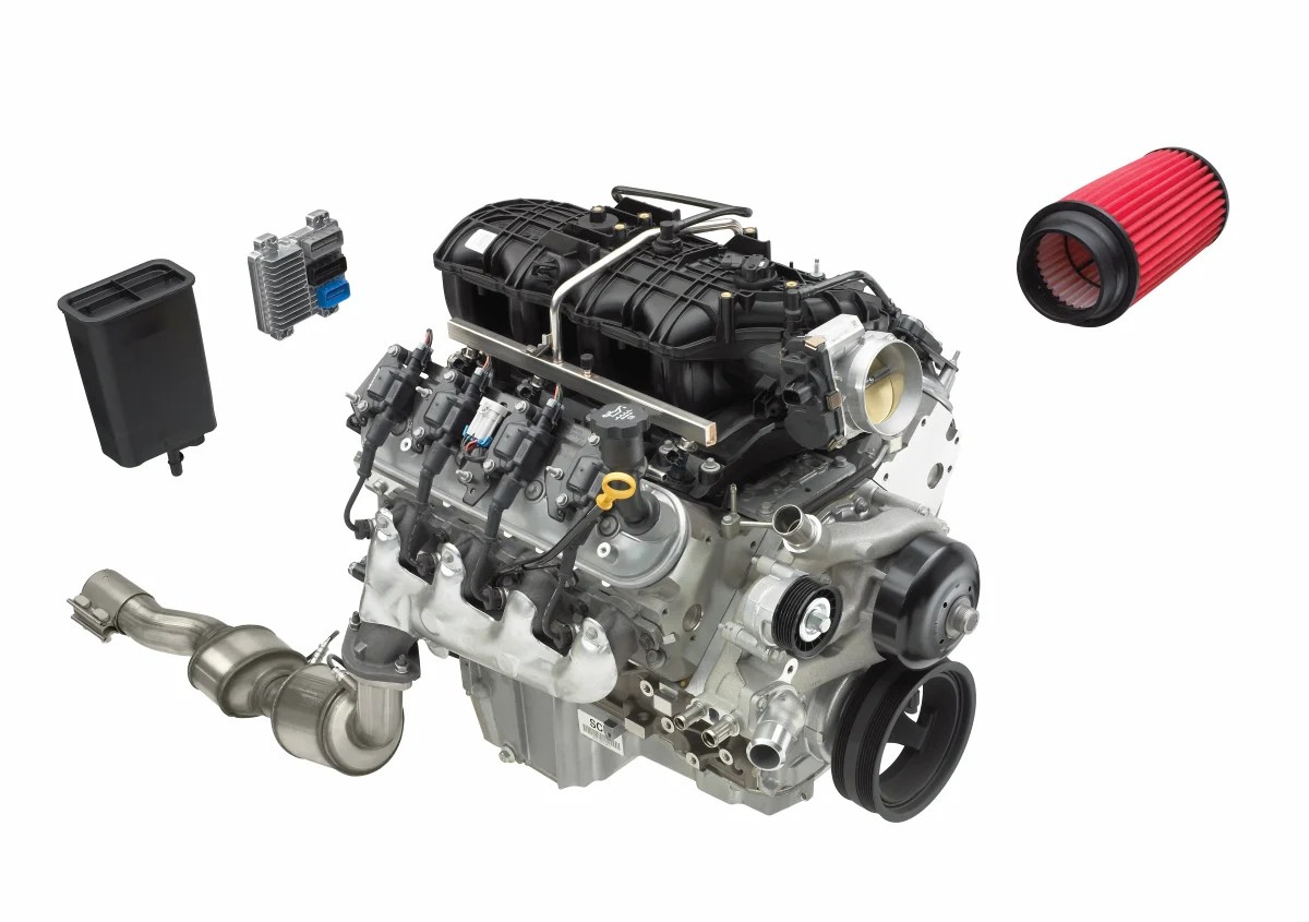 Crate Motors A Look At Pace Performance S Extensive Lineup Of Ls Crate Engines