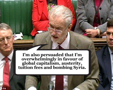 Jeremy Corbyn changes his mind about EU membership