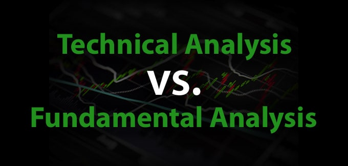 Technical Analysis vs Fundamental Analysis - Explanation - technical analysis
