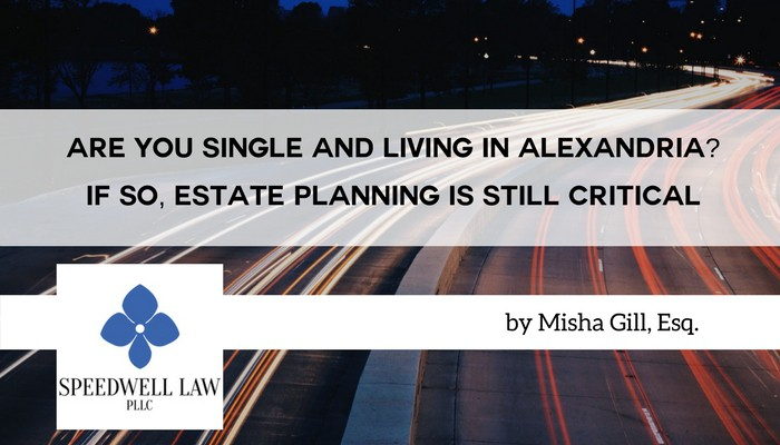 Alexandria, Belle Haven, Springfield, Fairfax estate planning attorney