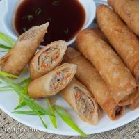 Filipino Lumpiang Shanghai Recipe