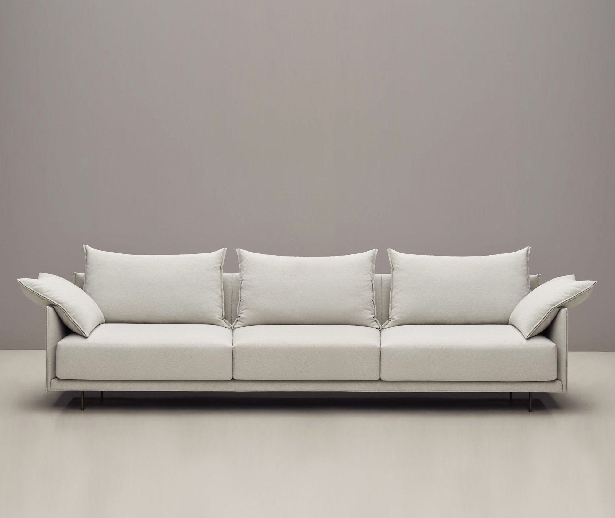 Modern Quilted Sofa Modern Furniture Lighting Spencer Interiors Vancouver