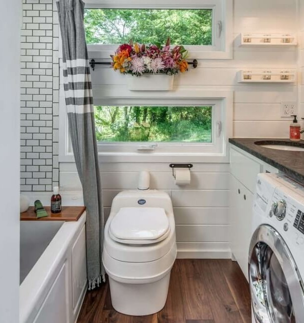 37 tiny house bathroom designs that will inspire you