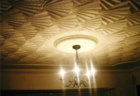 Ceiling Texture Types : With Hand And Sprayer Applied