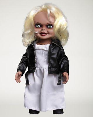 Talking Tiffany Bride Of Chucky Doll 15 Inch Spencer S