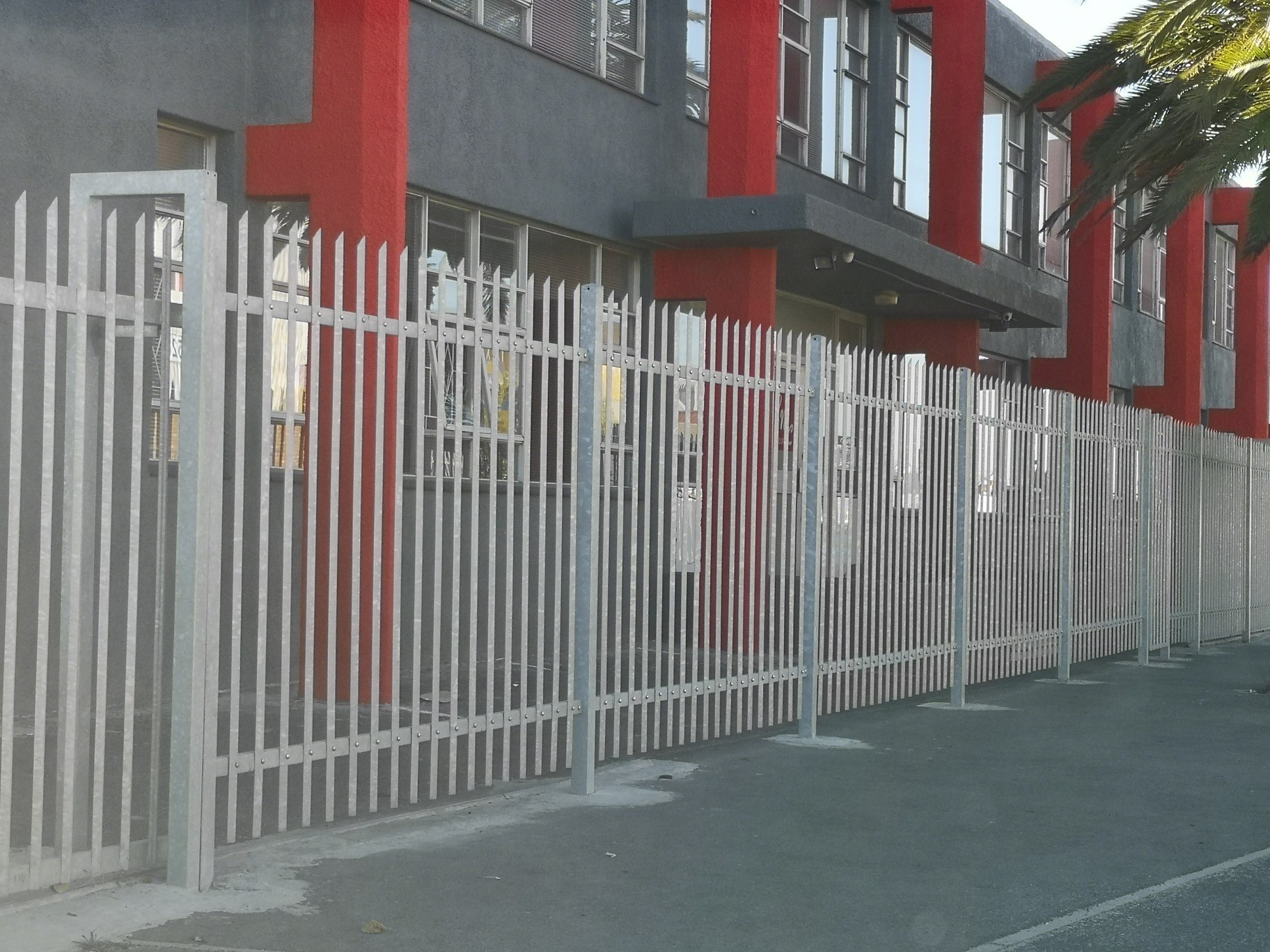 Diy Rolling Fence Gate Palisade Fencing Manufacturers Suppliers Cape Town