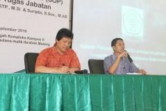 Ketua SPI dan Rektor UIN Malang