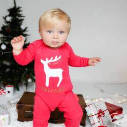 Small Crop Of Babys First Christmas