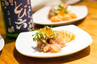 Double Crudo Sashimi